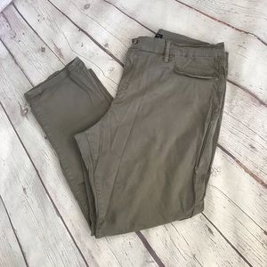 Lucky Green 410 Athletic Slim Green Pants